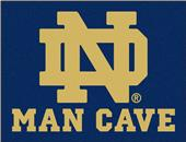 Fan Mats NCAA Notre Dame Man Cave All-Star Mats