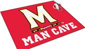 Fan Mats NCAA Univ. Maryland Man Cave All-Star Mat