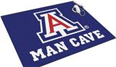 Fan Mats NCAA Univ Arizona Man Cave All-Star Mat
