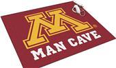 Fan Mats NCAA Univ Minnesota Man Cave All-Star Mat