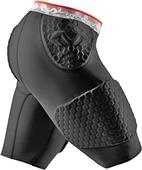 McDavid Hex Shorts w/Contoured Wrap-Around Thigh