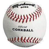 "Markwort Leather Official 6.5"" Corkballs"