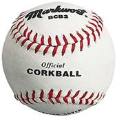 "Markwort Individually Boxed Official 6.5"" Corkball"