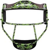 Champro The Grill Softball Fielders Camo Face Mask