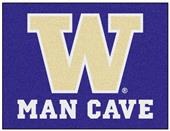 Fan Mats Univ of Washington Man Cave All-Star Mat