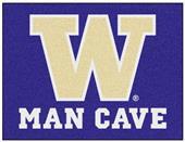 Fan Mats Univ of Washington Man Cave All-Star Mat