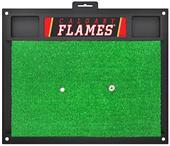 Fan Mats NHL Calgary Flames Golf Hitting Mat