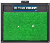 Fan Mats NHL Vancouver Canucks Golf Hitting Mat
