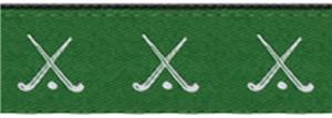 DK. GREEN/WHITE HOCKEY