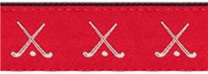 RED/WHITE HOCKEY