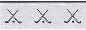 WHITE/BLACK HOCKEY