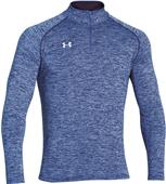 Under Armour Mens Twisted Tech 1/4 Zip Loose Shirt
