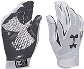Under Armour F4 Football Heatgear Gloves