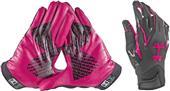Under Armour F4 Football Heatgear Gloves