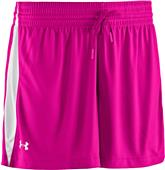 "Under Armour Womens Loose Fit Recruit 5"" Shorts"