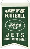 Winning Streak NFL New York Jets Franchise Banner