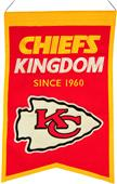 Winning Streak NFL KC Chiefs Franchise Banner