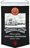 NCAA Indiana Assembly Hall Stadium Banner