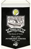 Winning Streak MLB Forbes Field Stadium Banner