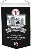 Winning Streak MLB Rangers Ballpark Stadium Banner