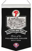 MLB Citizens Bank Park Stadium Banner