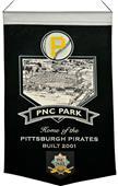 Winning Streak MLB PNC Park Stadium Banner