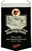 Winning Streak MLB Oriole Park Stadium Banner