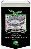 Winning Streak NFL Veterans Stadium Banner