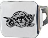 Fan Mats NBA Cleveland Cavalier Chrome Hitch Cover