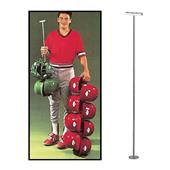 Markwort Baseball Helmet Tree Rod