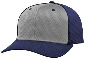 (ALTERN.) GREY FRONT PANEL/NAVY VISOR/NAVY BACK