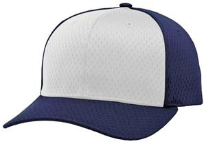 (ALTERN.) WHITE FRONT PANEL/NAVY VISOR/NAVY BACK