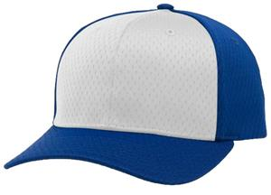 (ALTERN.) WHITE FRONT PANEL/ROYAL VISOR/ROYAL BACK