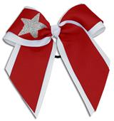 Pizzazz XL Double Layer with Star Bow