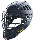 Wilson Baseball Umpire Shock FX Helmet & Facemask