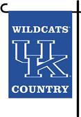 College Kentucky 2-Sided Country Garden Flag