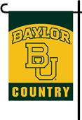 College Baylor Bears 2-Sided Country Garden Flag