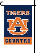 College Auburn Tigers 2-Sided Country Garden Flag