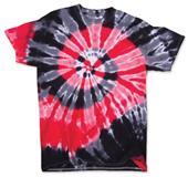 Dyenomite Typhoon Tie Dye T-Shirts