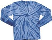 Dyenomite Cyclone Tie Dye Long Sleeve Shirts