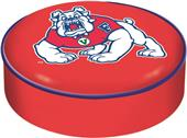 Holland Fresno State Univ. Bar Stool Seat Cover