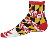 Red Lion Baltimore Quarter Crew Sock