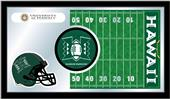 Holland University of Hawaii Football Mirror