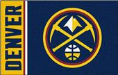 Fan Mats NBA Denver Nuggets Starter Rug