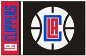 Fan Mats NBA Los Angeles Clippers Starter Rug