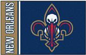 Fan Mats NBA New Orleans Pelicans Starter Rug