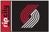 Fan Mats NBA Portland Trail Blazers Starter Rug