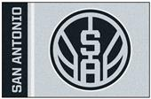 Fan Mats NBA San Antonio Spurs Starter Rug
