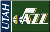 Fan Mats NBA Utah Jazz Starter Rug