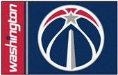 Fan Mats NBA Washington Wizards Starter Rug